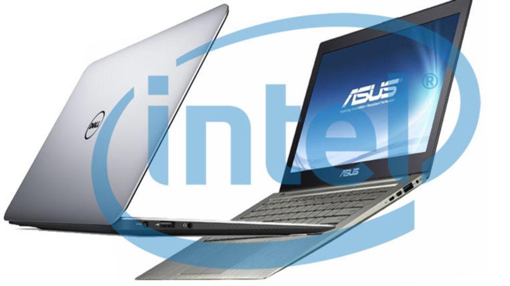 Dells XPS 13 og Asus Zenbook er begge eksempler på ultrabook-maskiner i henhold til dagens krav. Intel skal presentere tredje generasjons ultrabook-kriterier i neste uke.