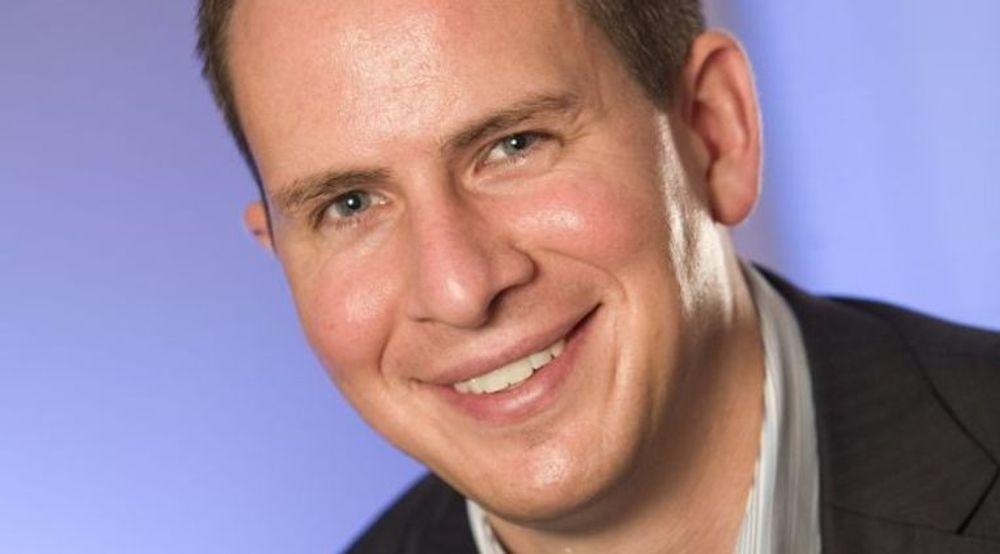 Ferdig med Blackberry: Salgsdirektør Patrick Spence bytter beite fra RIM til Sonos.