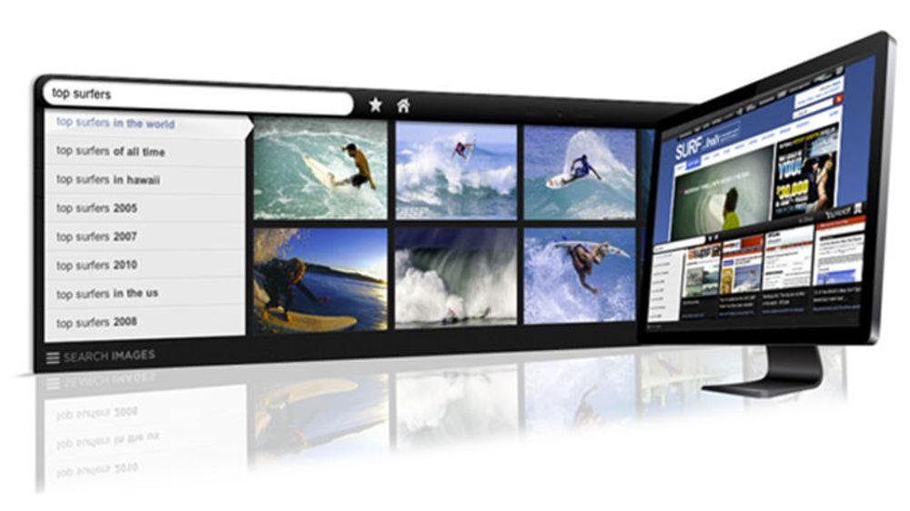 Axis er navnet på Yahoos nye nettleser. Eller «nettleser» om du vil. Produktet er en utvidelse til eksisterende desktop-nettlesere, men finnes også i egne utgaver til iOS-plattformen.