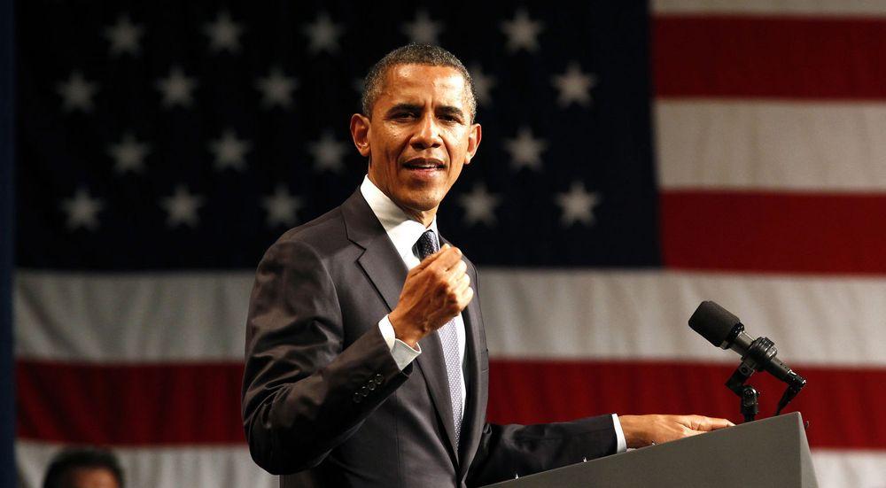 President Barack Obama vil at alle offentlige etater skal tilpasse sitt innhold til mobile enheter. I går presenterte han en omfattende strategi for å digitalisere forvaltningen.