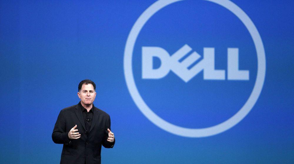 Bedriftskundene har satt seg på gjerdet og forbrukerne velger Apple. Det er hovedårsaken til at Michael Dell ikke klarer å innfri forventningene og leverer svakere resultater.