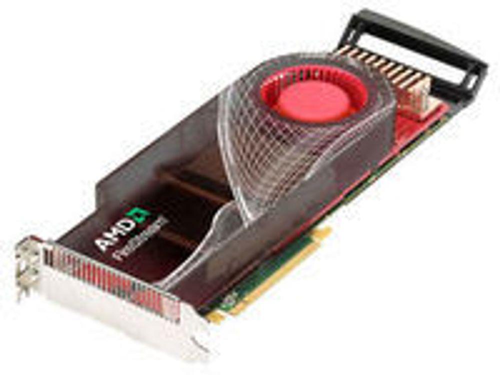 AMD tar innpå Nvidia