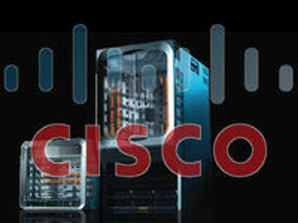 Super-router fra Cisco seksdobler farten
