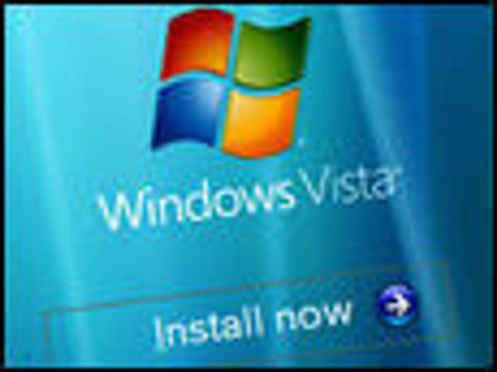Skrivere skaper hodebry for Vista-brukere