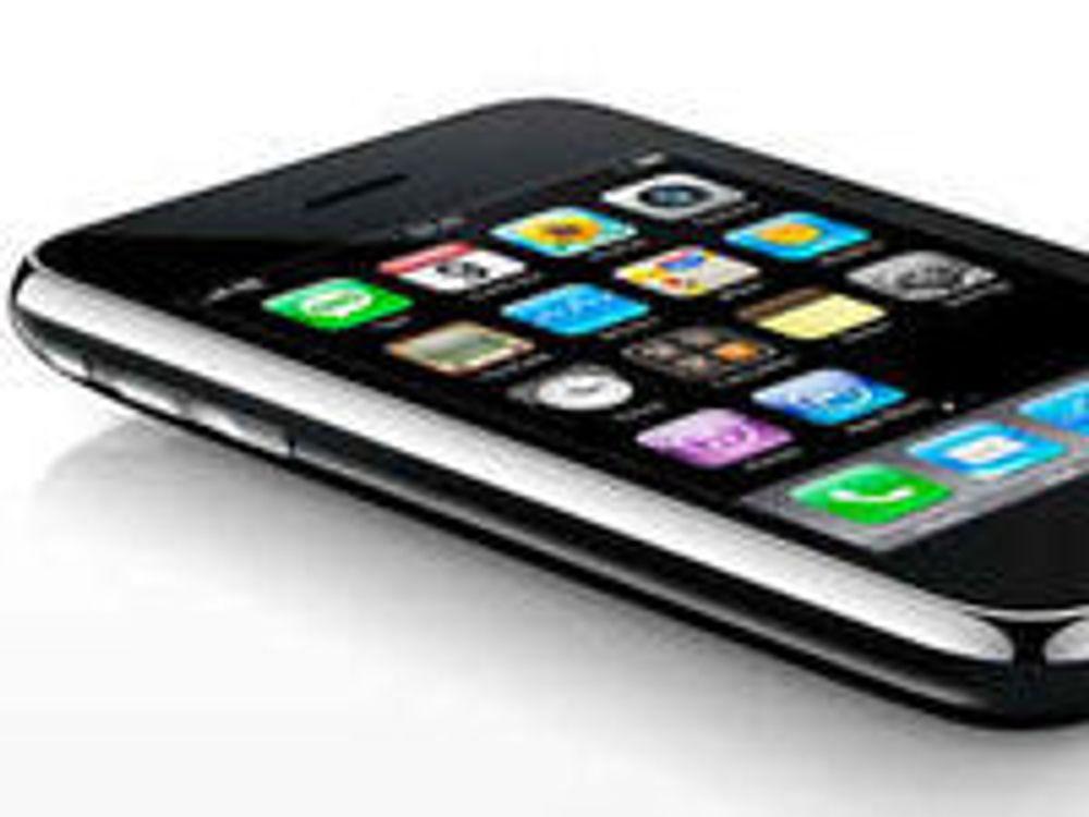 iPhone topper salgslisten i USA