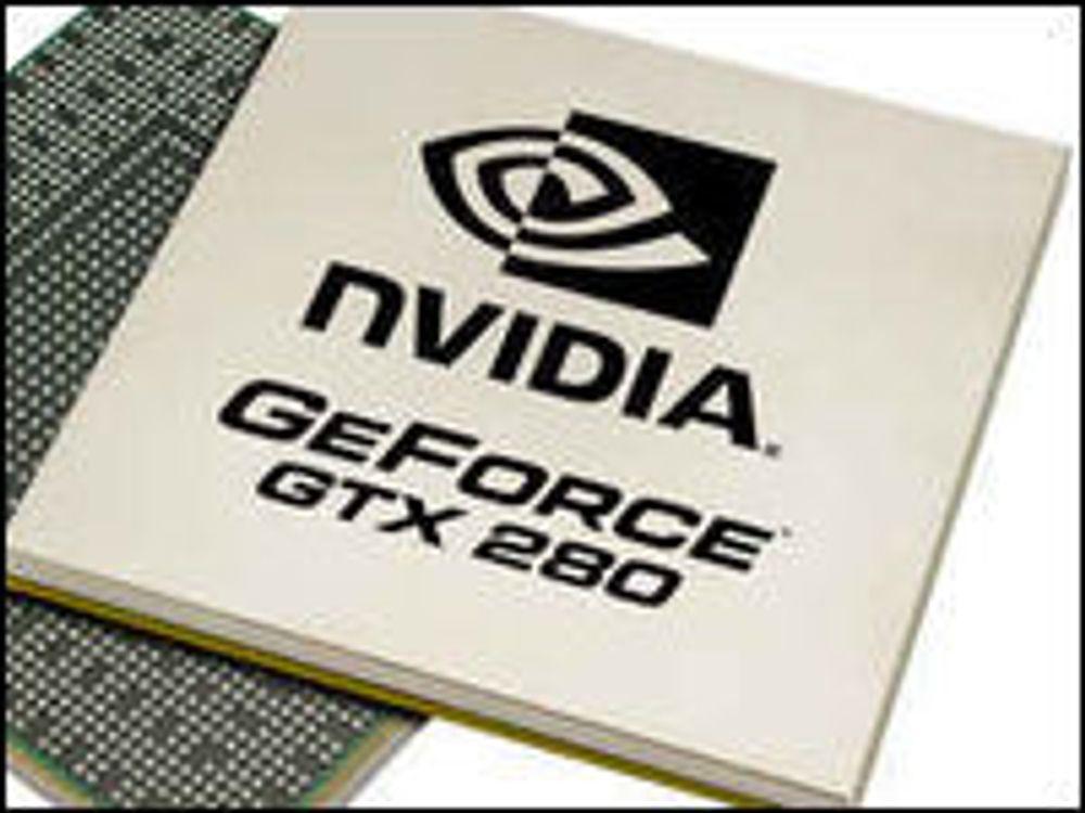 Krever importstans av Nvidia-produkter