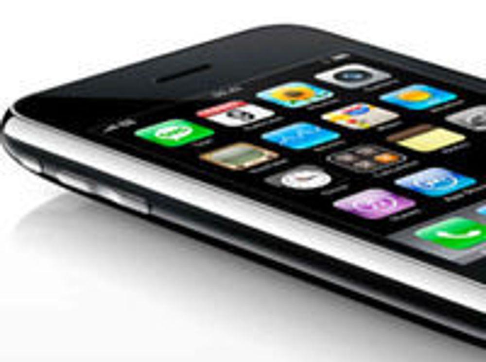 Apple nest størst innen smarte mobiler