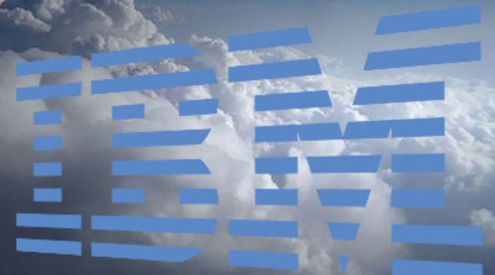 IBM vil være med i kampen om kundene i nettskyen. Selskapet vil onsdag presentere sin nye strategi for å ta markedsandeler fra markedsledere som Amazon.com og Salesforce.com.