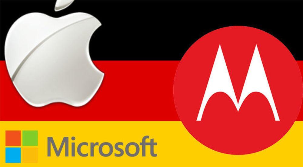 Motorola både vinner og taper i tysk rett