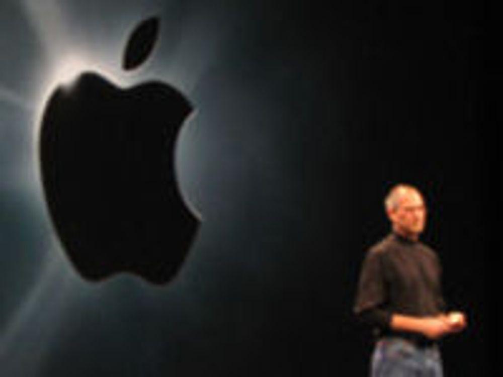 Investor-frykt for helsen til Steve Jobs