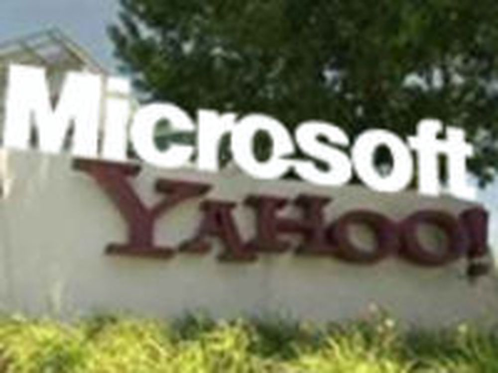 Yahoo og Microsoft konkurrerer om AOL