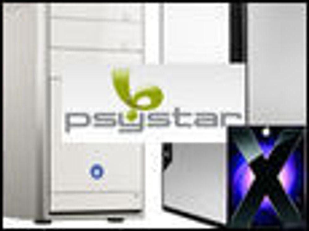 Psystar PC-er med Mac OS X