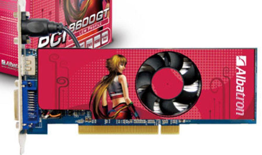 Albatron PCI 8600GT