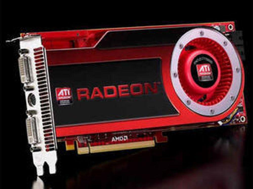 AMD ATI Radeon HD 4870