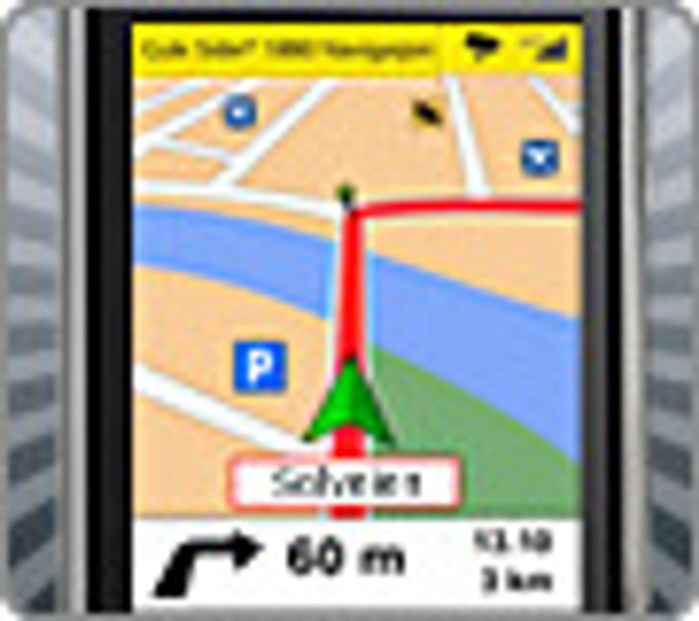 Gule Sider lanserer kartsøk på mobilen