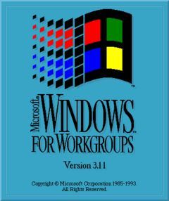 Snart slutt for Windows 3.11
