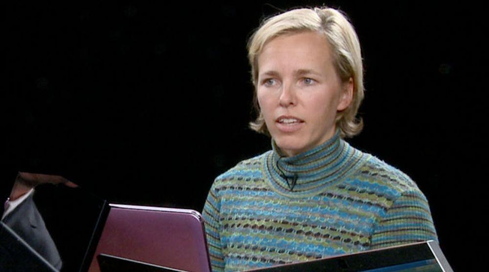 Isabella Alveberg er ny markedsdirektør i Norman ASA.