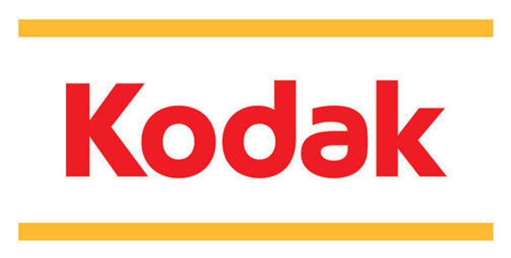 Patentfeber løfter Kodak