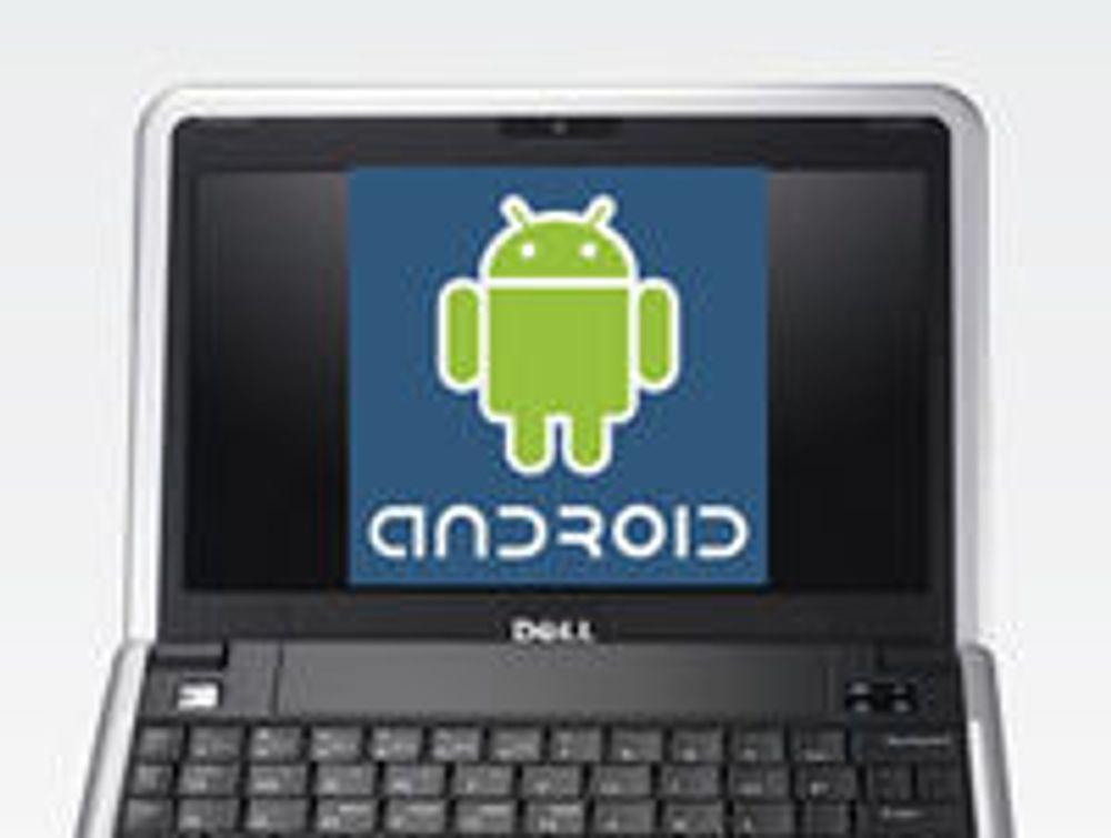 Dell utvikler trolig Android-maskin