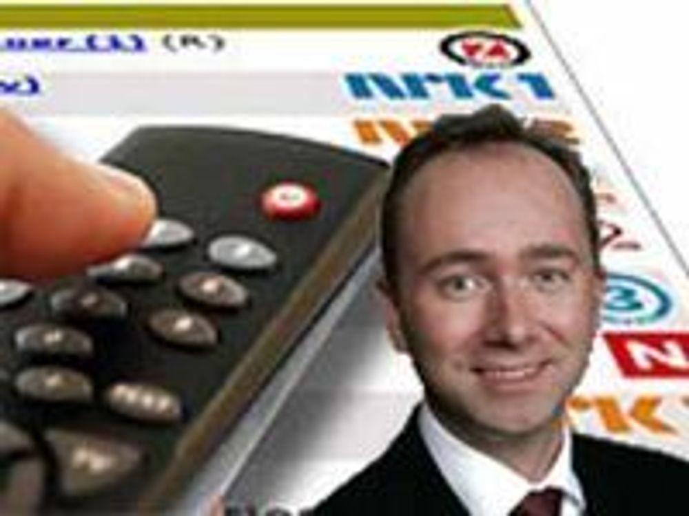 Giske lover ny utredning om TV-kanalvalg