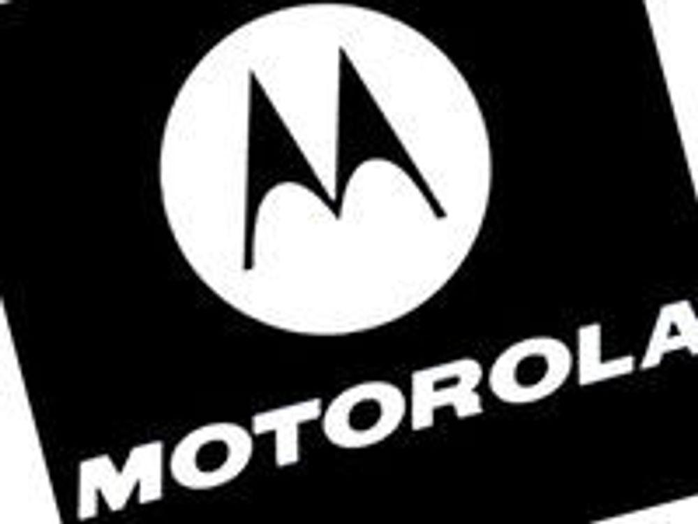 Nytt katastrofetap for Motorola