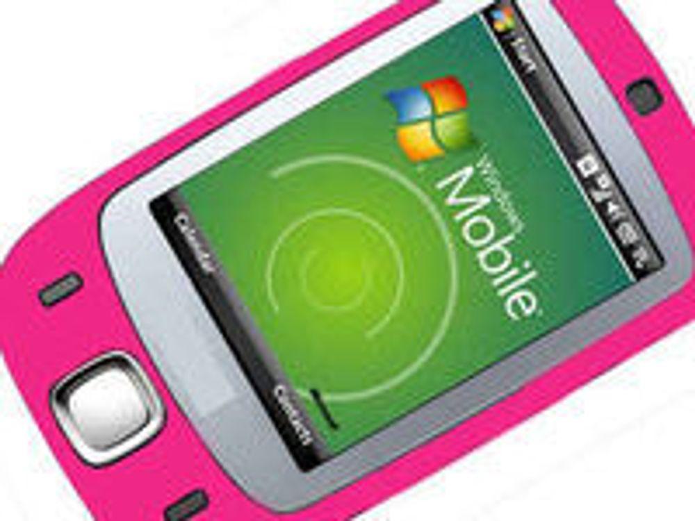 Microsoft skal utfordre iPhone med «Pink»