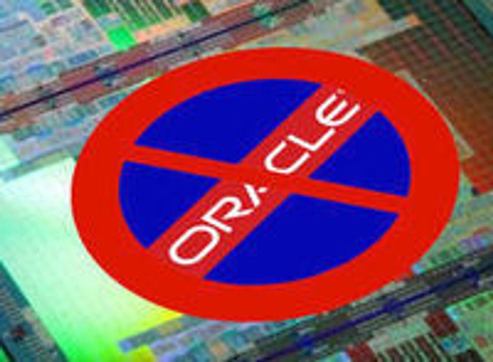 HP i Itanium-strid mot Oracle