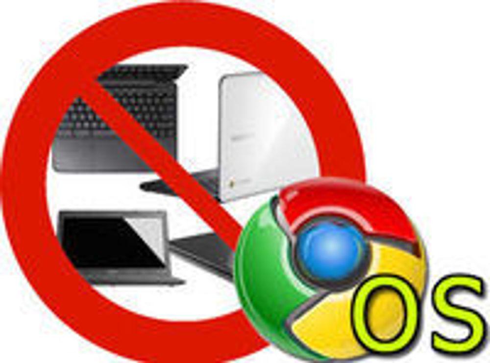 Søksmål prøver å stanse Chromebook
