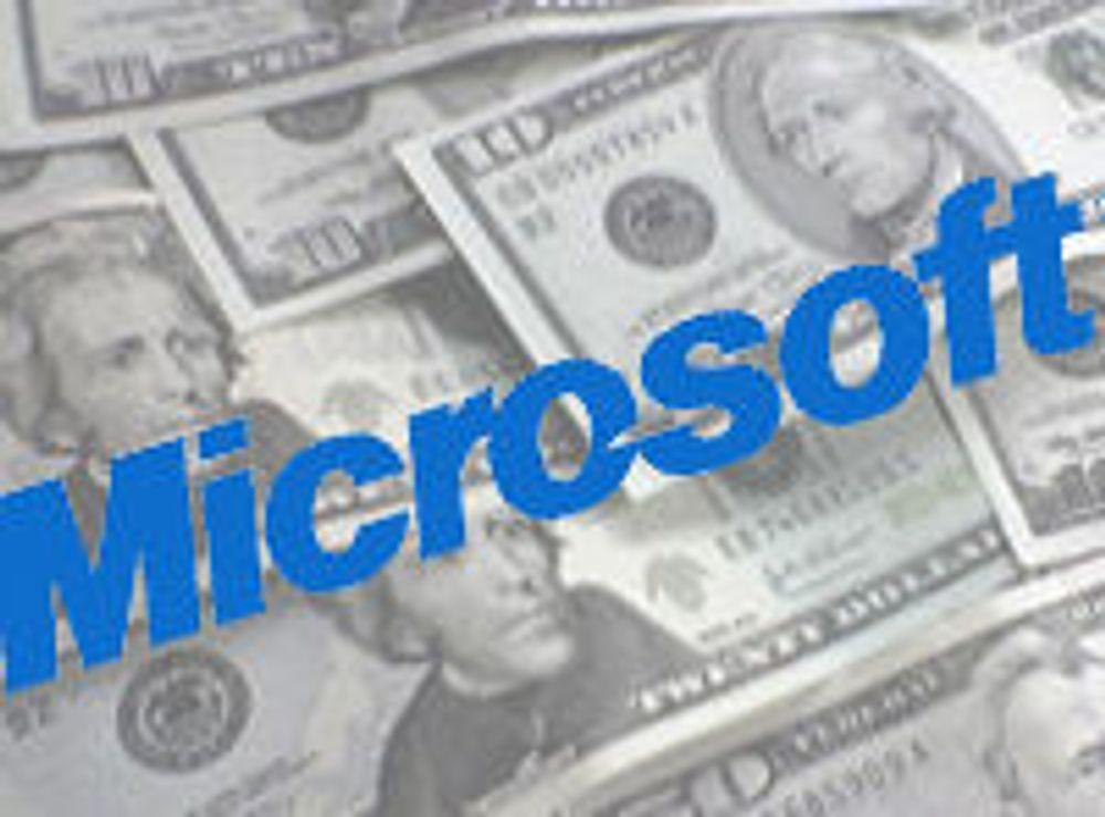 Microsoft mistenkt for skatteplanlegging