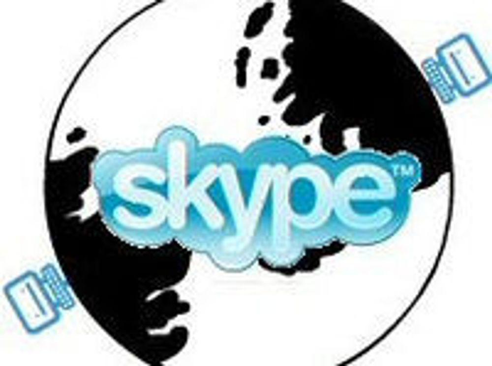 Ny nedetid rammer Skype