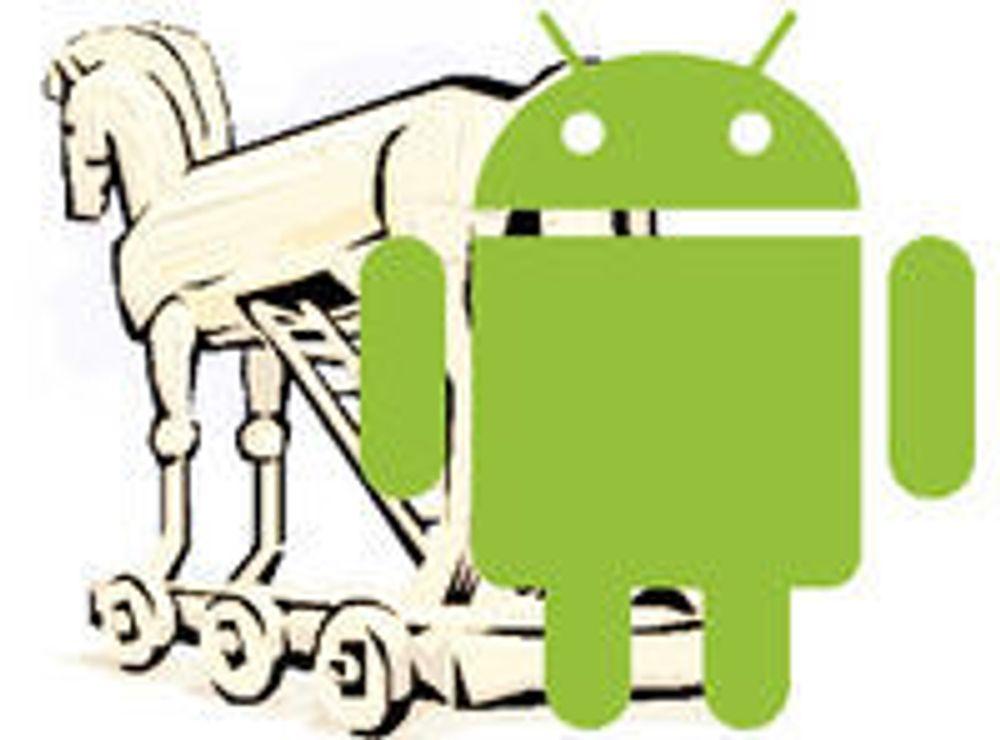 Trojanere gjør Android-mobiler til zombier
