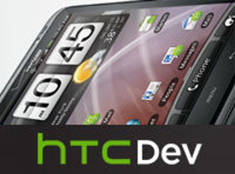 HTC gir utviklere Sense-tilgang