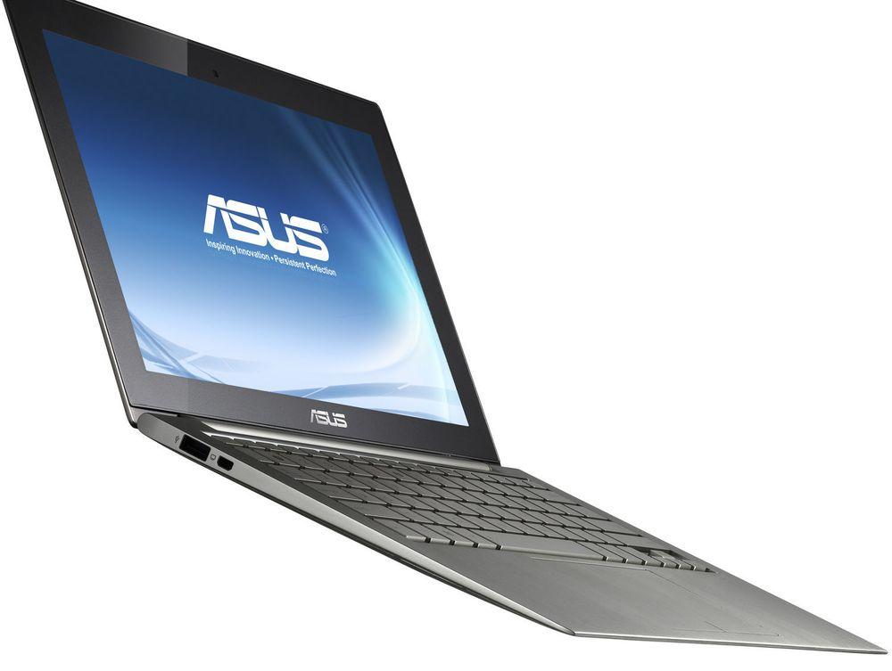 Asus UX21 er det første eksempelet på en bærbar pc i kategorien «Ultrabook».