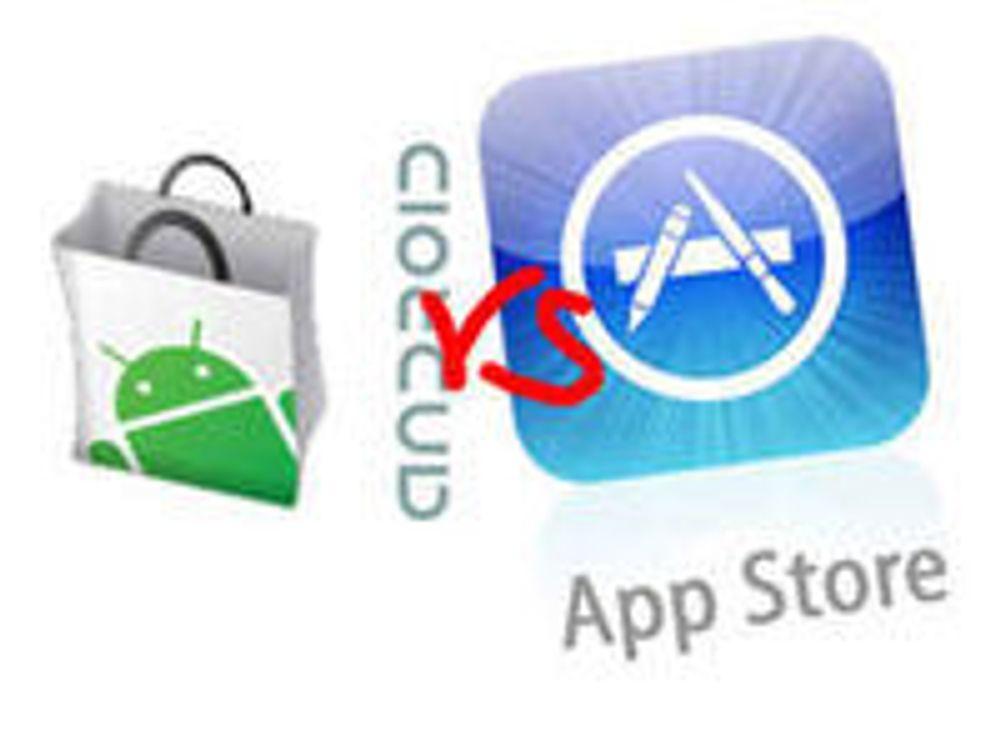 – Vanskelig å få solgt Android-apps