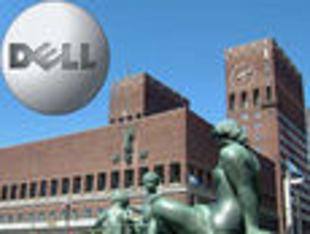 Oslo velger Dell
