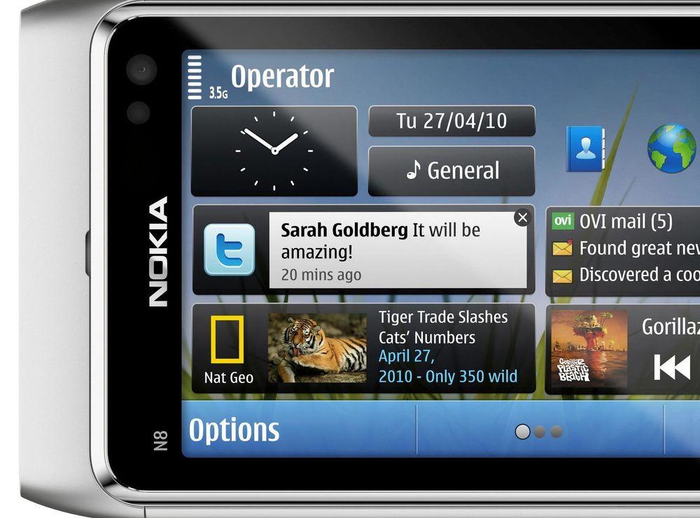 Gir Symbian fem nye år