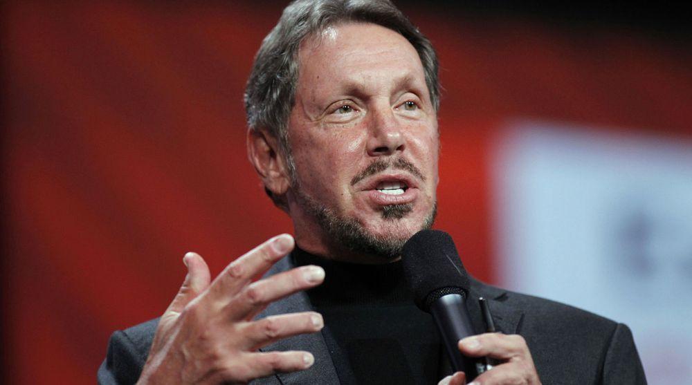 Oracles toppsjef og styreleder Larry Ellison har liten grunn til bekymring for sin personlige økonomi. Men en skattelette på 30 millioner dollar teller likevel som en liten glede i skåren?