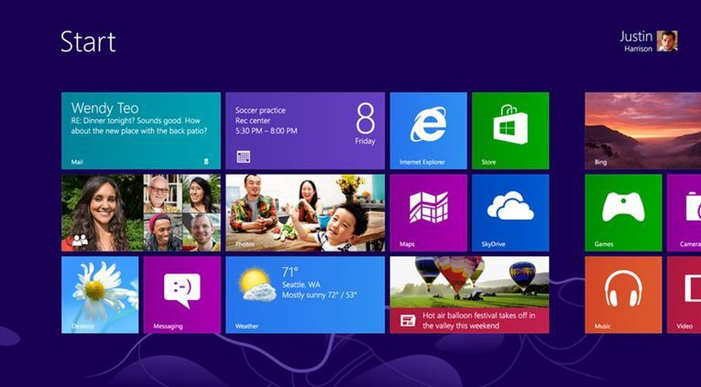 Windows Store er i utgangpunktet det eneste stedet hvor man kan finne applikasjoner for startskjermen i Windows 8 og Windows RT.