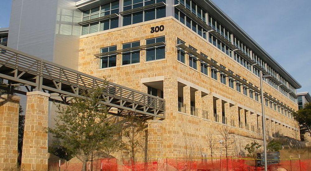 Store verdier nedlåst i eiendom er ikke det AMD trenger i den situasjonen selskapet nå befinner seg i. Nå vil de selge campus i Austin (bildet).