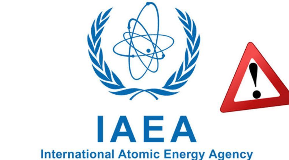 Atomenergibyrået ble hacket
