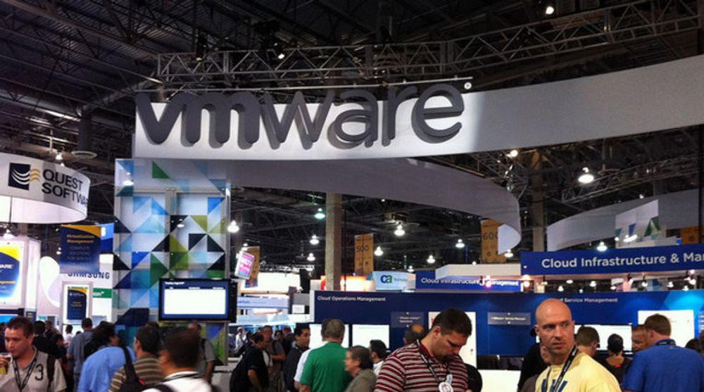 Det myldrer på VMworld, og VMware mangler ikke på ambisjoner, særlig ikke innen drift av virtuelle datasentre.