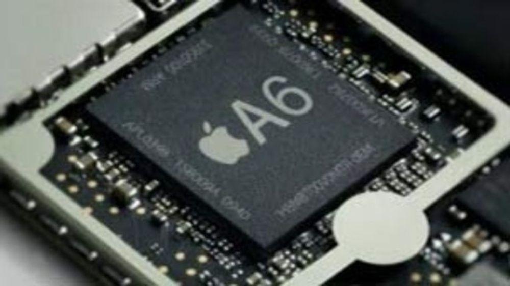 Fiktivt bilde av Apple A6.