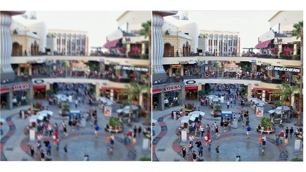 Uskarpheter i digitale fotografier kan fjernes med Adobes nye Image Deblur-teknologi dersom uskarphetene skyldes rystelser av kameraet.