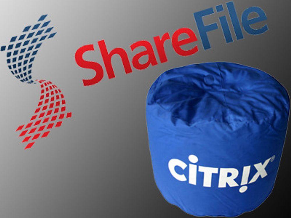 Citrix kjøper spesialist på fildeling