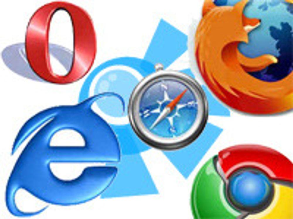 Opera seirer i Googles JavaScript-test