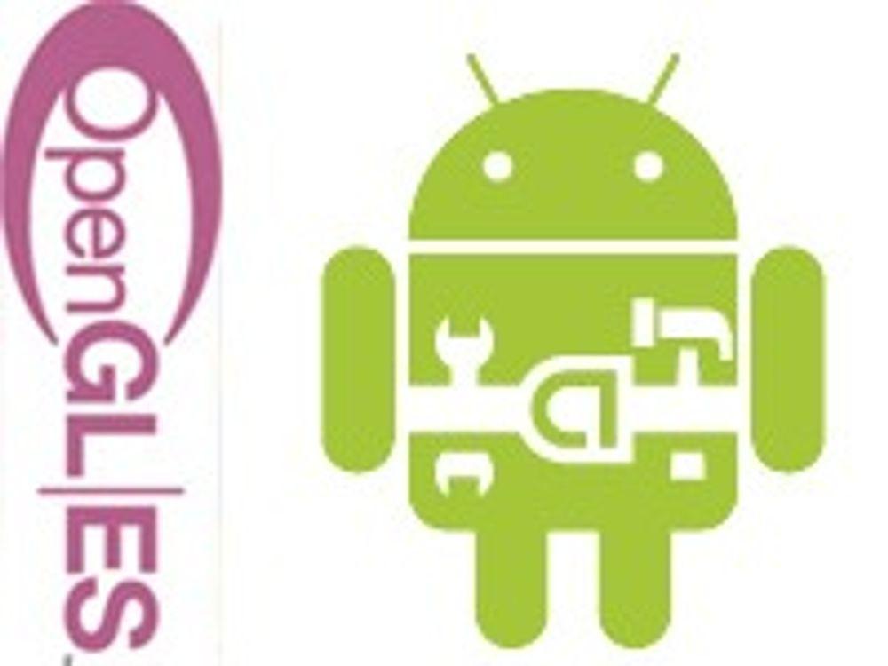 Får tilgang til bedre grafikk i Android-apps
