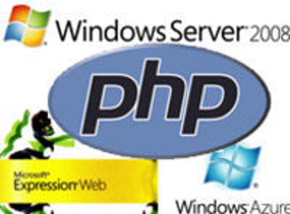 PHP er strategisk viktig for Microsoft