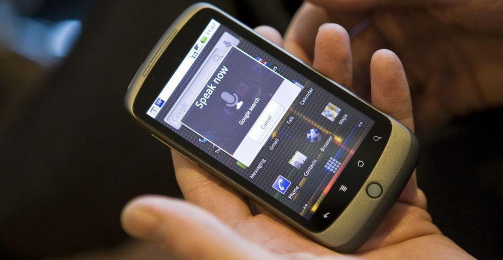 Nexus One er omsider lansert også i Norge.
