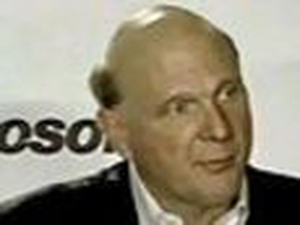 Microsofts gullalder kan være over