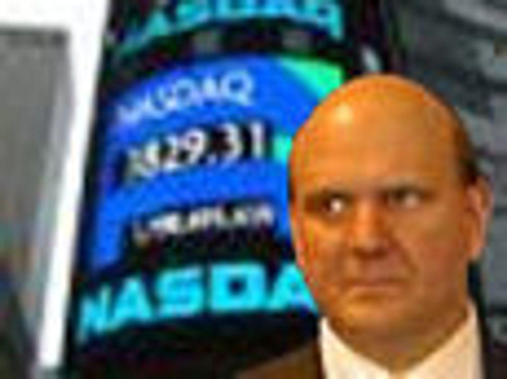 Ballmer endrer ikke budet på Yahoo